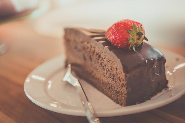Gezond taart bakken